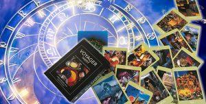ボイジャータロットと西洋占星術
